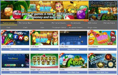 Games sbobet terlaris di indonesia