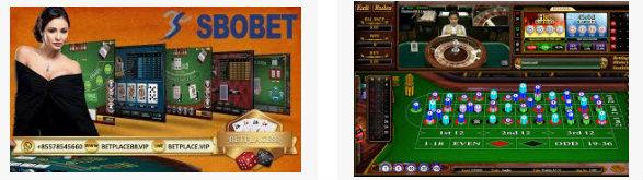 Jenis casino yang banyak dimainkan di sbobet