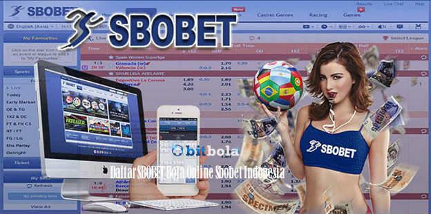Judi online sangat banyak dimainkan di sbobet